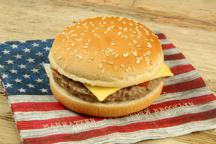 Dětský krůtí burger