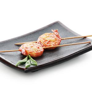 Krevetové jednohubky s chutí Japonska