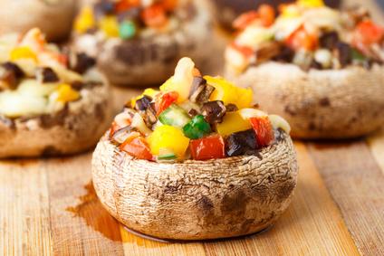 Ratatouille v houbách