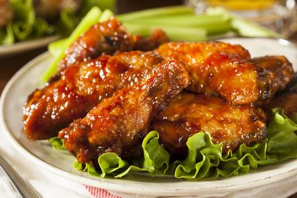 Marinovaná kuřecí křídla s pikantním nádechem
