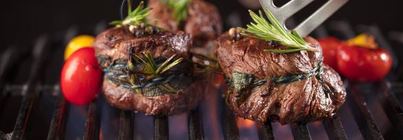 Bylinkové steaky