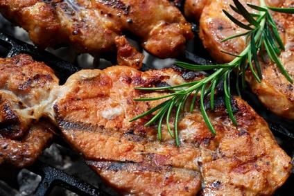 Bylinkový steak s kořením
