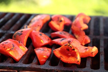Grilovaná paprika s kořením