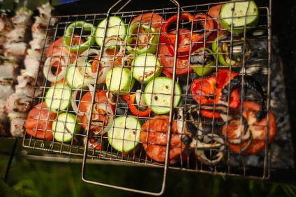 Grilovaná zelenina - směs