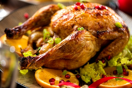 Grilované kuře na divoko