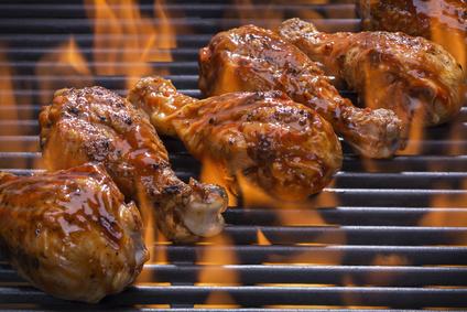 Kuřecí stehna na sladko-jemný způsob