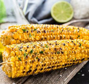 Kukuřice na bylinkách