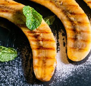 Medové banány