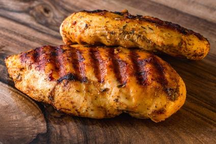 Snadná kuřecí prsíčka