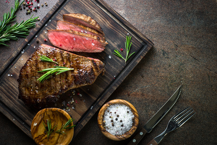 Perfektní steak