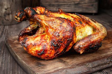 Simon and Garfunkel grilované kuře